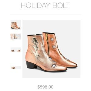 Modern Vice Holiday boot